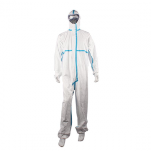 Protected: Disposable protective clothing (antistatic)